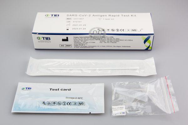 TRIPLEX COVID-19 Antigen