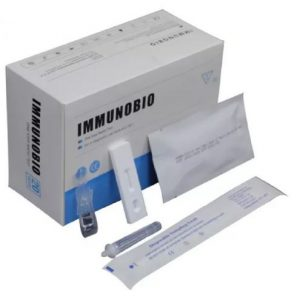 Immunobio 4 in 1 Antigen Rapid Test