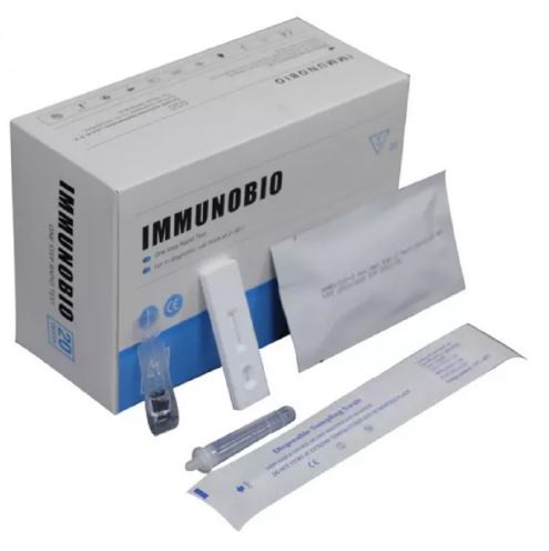 Immunobio 4 in 1 Antigen Rapid Test