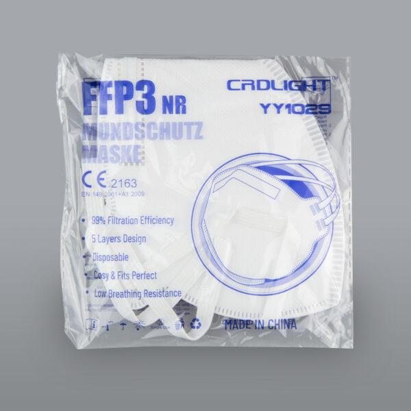 FFP3 NR CRDLIGHT Verpackung25Stk 4