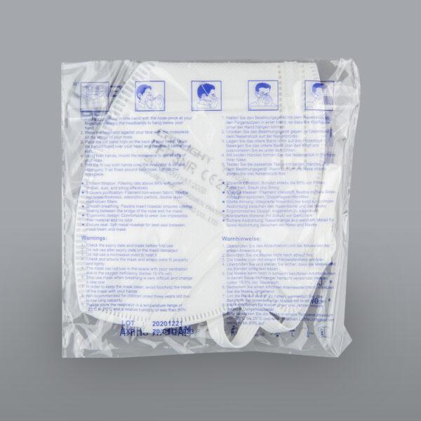 FFP3 NR CRDLIGHT Verpackung25Stk 5