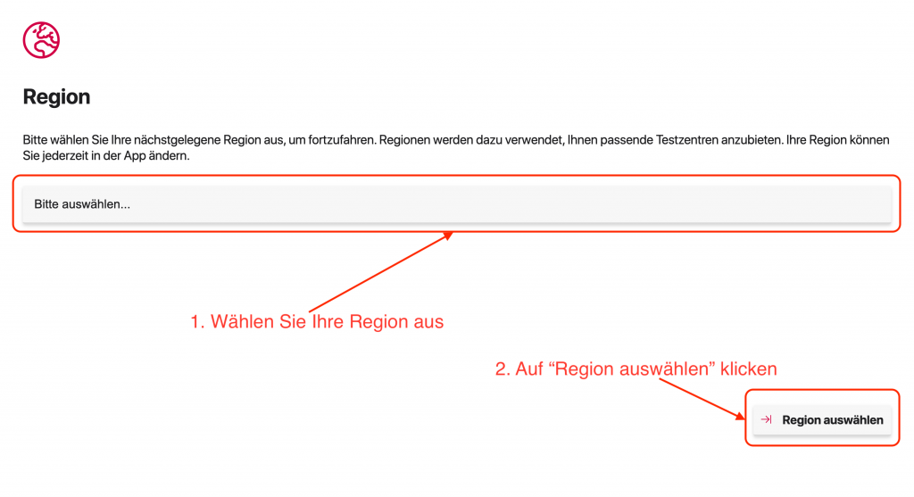 ersa registrierung 03 region