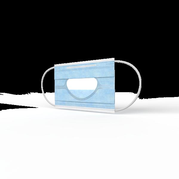 FLAC Typ IIR Maske MaXsmile Ref 105079 Transparent 210305 TK weiss Seite